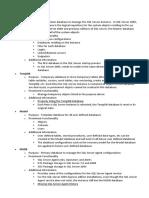 SQL Server Handy Notes VishwanathReddy
