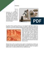 Armas de Época Prehistórica