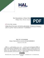 Hal Stat Et DataScience