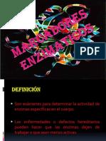 Marcadores enzimáticos