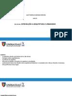 AULA 01 Introduçã a arquitetura e urbanismo.pdf