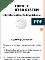 1.3  Information Coding Scheme.pptx