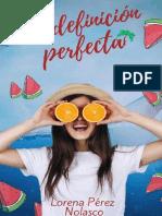 Mi Definición Perfecta - Lorena Pérez Nolasco