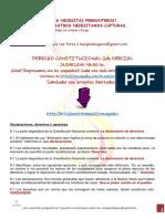 01-09 Derecho Constitucional 2do Parcial Rezagados