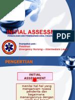 Materi 16 Initial Assessment