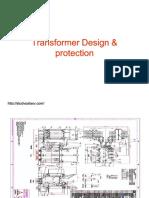 Dlscrib.com Transformer Design and Protection