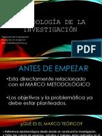 Metodología de La Investigación - Investigación cuantitativa y cualitativa