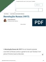 Revolução russa TOP