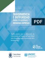 transparencia e integridad para pymes