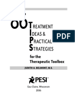Belmont - 86 Treatment Ideas & Practical Strategies for the Therapeutic Toolbox (2006)