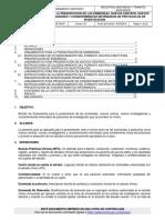 Guia Para Presentación de Enmiendas,Nuevos Centros, Investigadores y CI