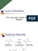 Acidos carboxílicos resumen
