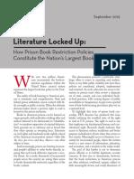 Literature Locked Up Report 9.24.19