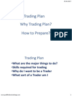 Trading Plan PDF for Students