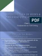 Cableado Estructurado - Clase 01