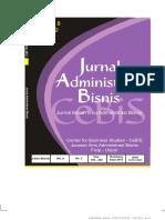 jurnal bisnis
