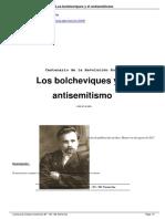 Los Bolcheviques y El Antisemitismo a12856