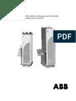 Abb Acs800-u4 Manual