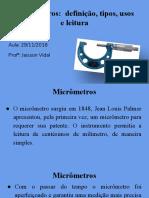 Micrômetros_ Definição, Tipos, Usos e Leitura