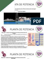 Plantas de Potencia Módulo I-3 a 5