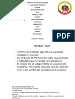 Modelo Tcp Ip