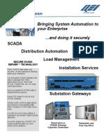 QEI TDMS System SCADA