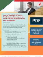 Lenovo ThinkAgile CP Series