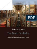 STROUD - The Quest for Reality, Subjectivism and Metaphysics of Colour.pdf