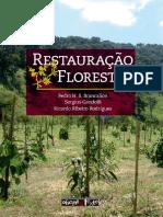 Livro Restauração Florestal  2015 - Brancalion e Santin