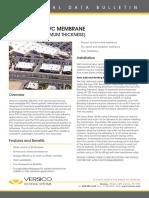 3. VersiFlex FRS PVC Membrane Tdb