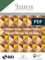 Indicadores de Competitividad Departamental