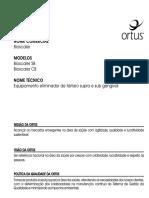 p025 Mu 001 Manual Do Usuário Bioscaler Rev.04