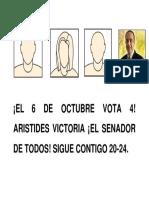 Vota 4 Aristides NO BORRAR