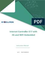 E17 User Manual