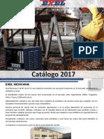 Exel Catalogo 2017 Exel Mexicana