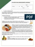 Guía Hipertension Arterial Final