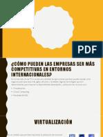 Tics en El Comercio Internacional