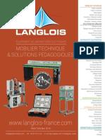 Catalogue Langlois - 2019
