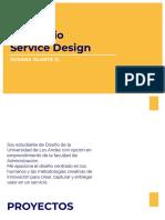 Susana Olarte - Service Design