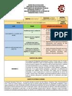 Pa-fce-II 2a Primer Trimestre (Agosto, Septiembre, Octubre y Noviembre 2019)