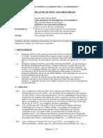 Informe Legal 0000-2019-MDY-GM-GAJ Sobre Licencia de Funcionamiento Vidrieria -Apiaar