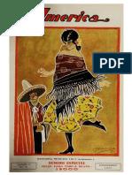 Texto preliminar de Fronteira, 1923