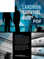 Landman Survival Guide