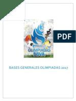 BASS OLIMPIADAS