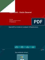 Openshift-VisionDetallada