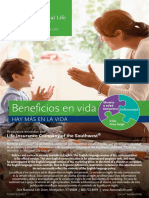 living benefits - theres more to life - spanish