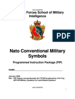 NATO Map Symbol (Canadian) Programmed Instruction Package Jan 2000