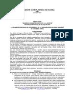 Resolución - Mujeres Violencias y Acceso a La Justicia (1)