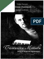 Vlada-Panovic - Balkan Motives _ Harmonika (12 Titres)