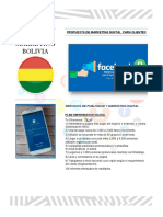 David Marketing Bolivia Informacion